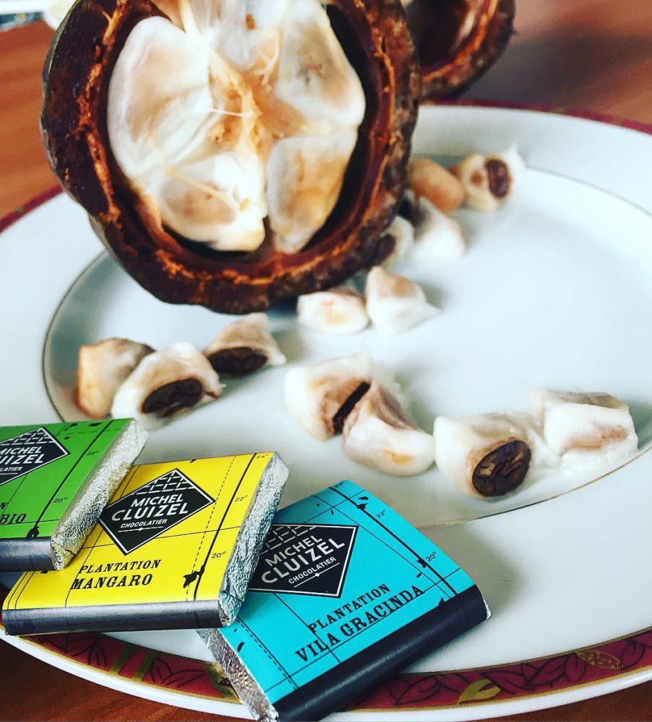 Belle journe  la Chocolaterie de michelcluizel  Damville avechellip