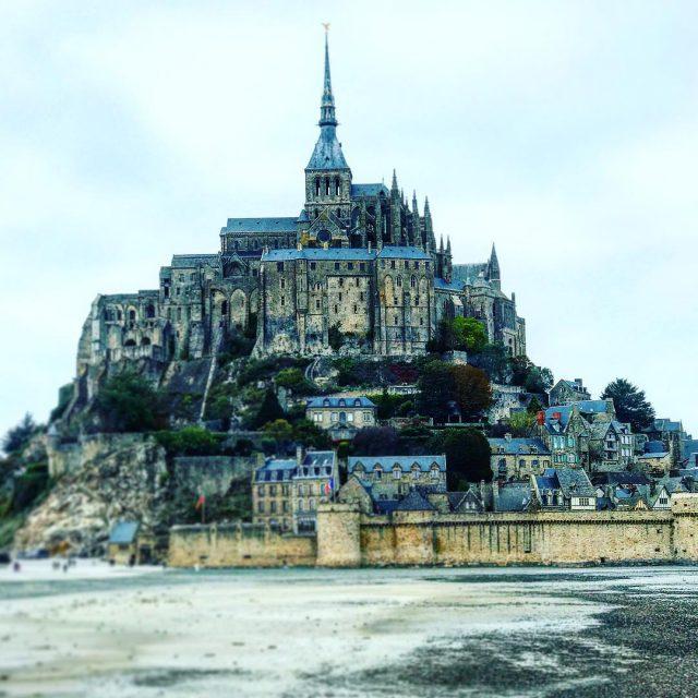 Sans plus tarder une petite visite du Mont St Michelhellip