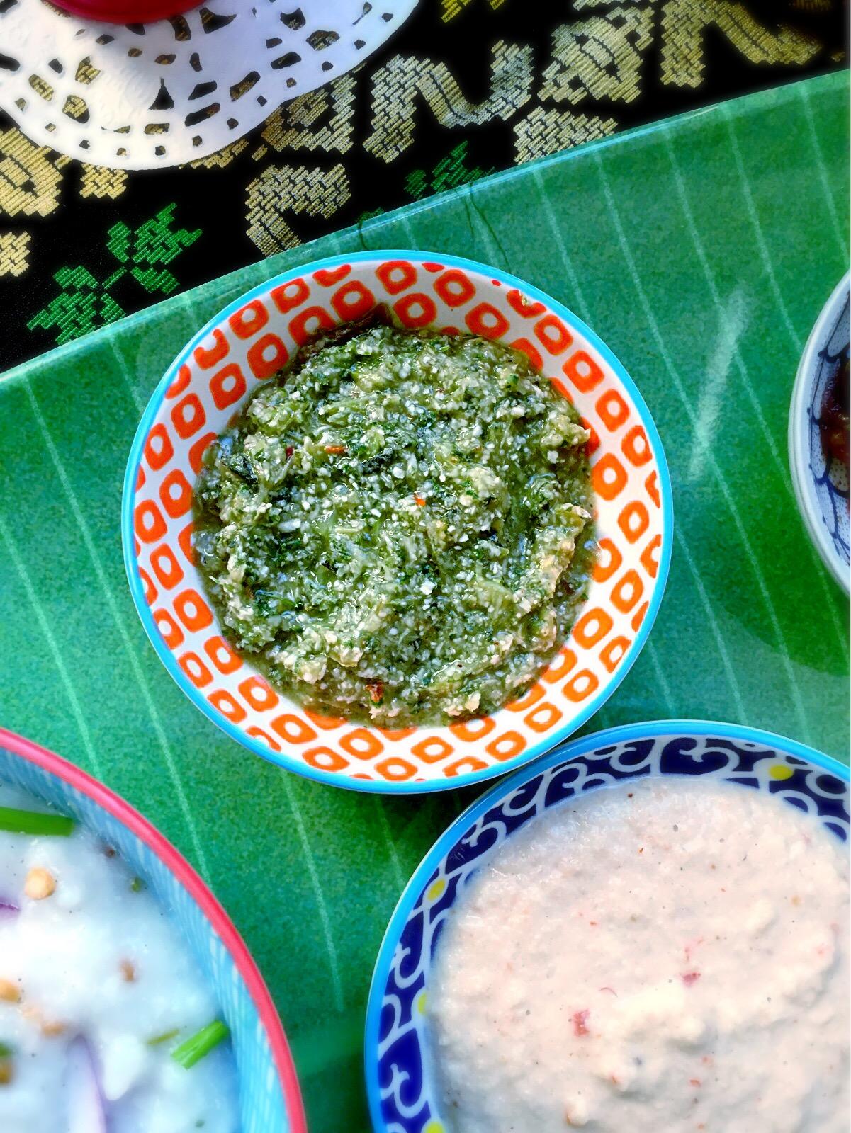 Canjee Risotto Mauricien Vegetarien Traditionnellement Servi Sur
