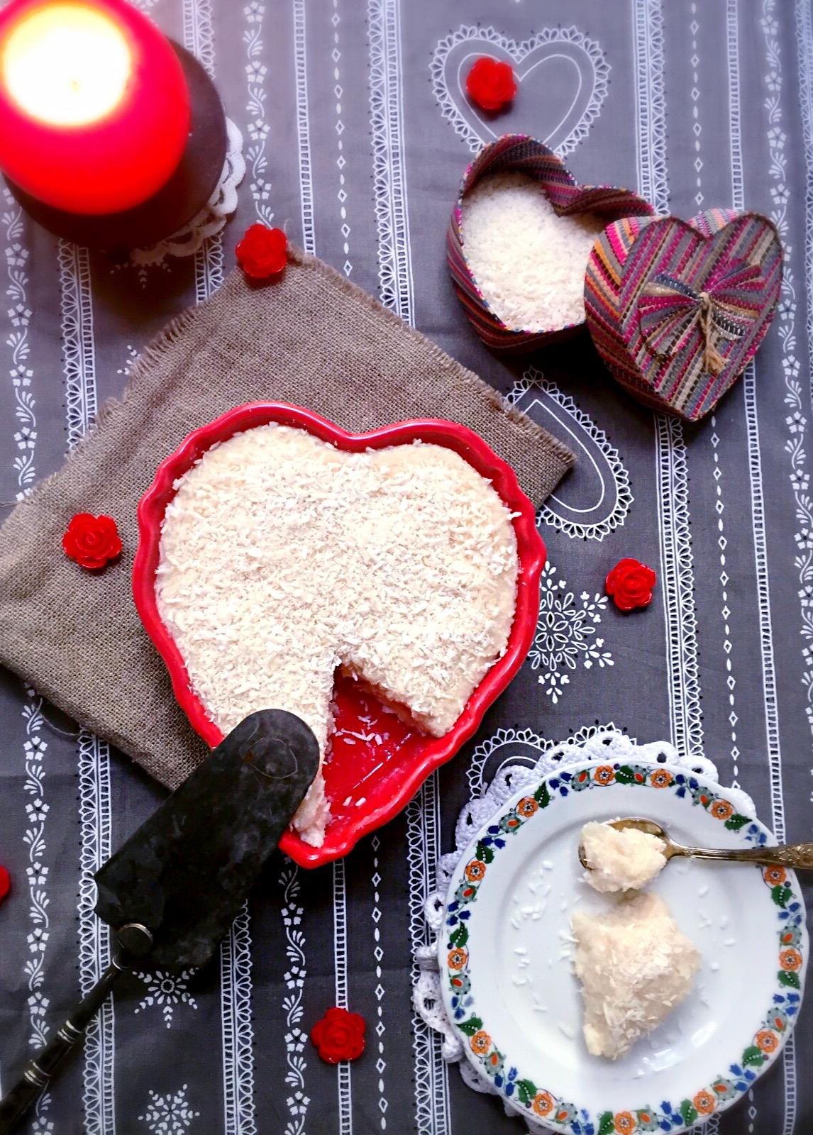 Pudding de manioc