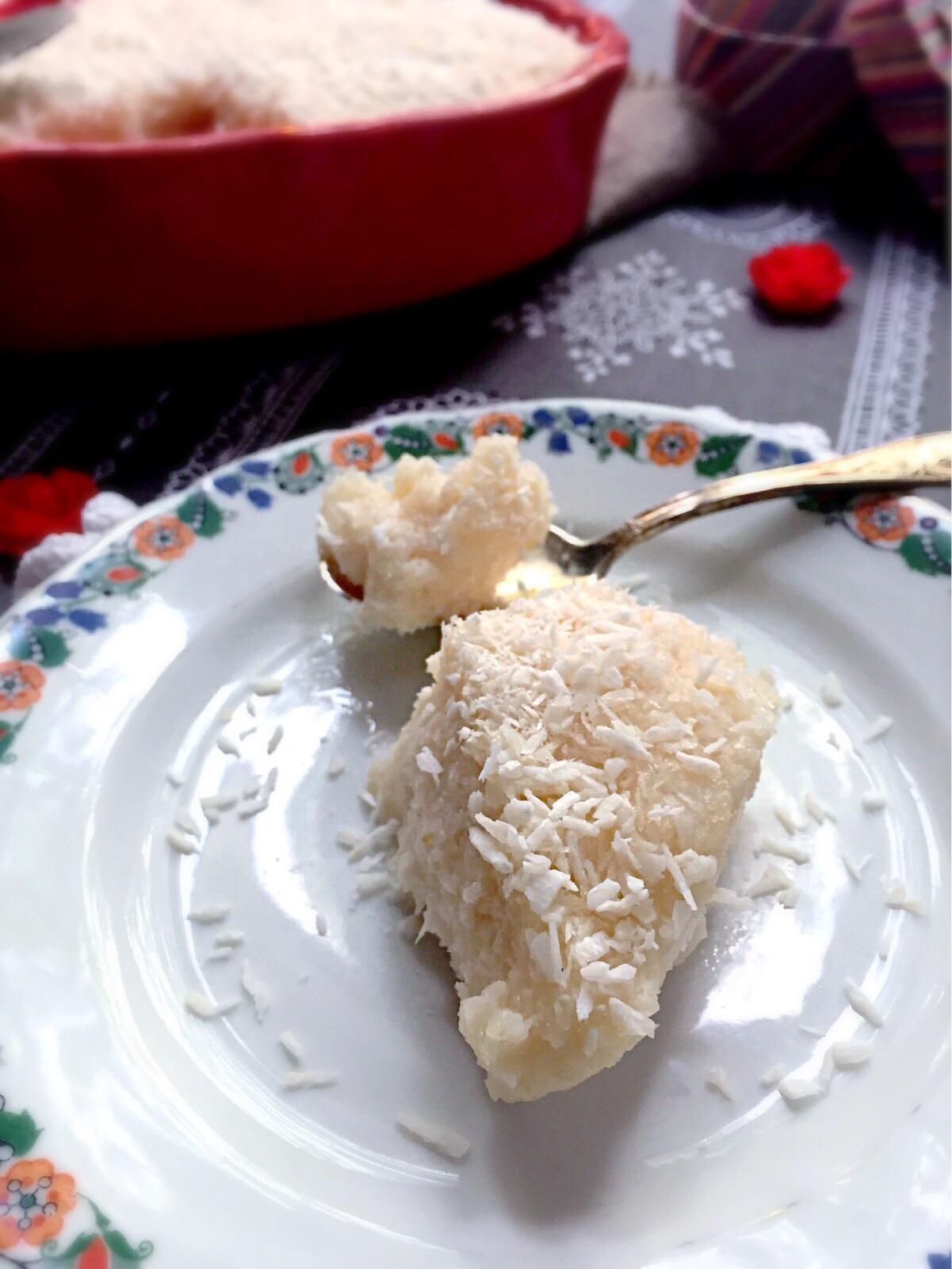 Recette ile maurice gateau manioc