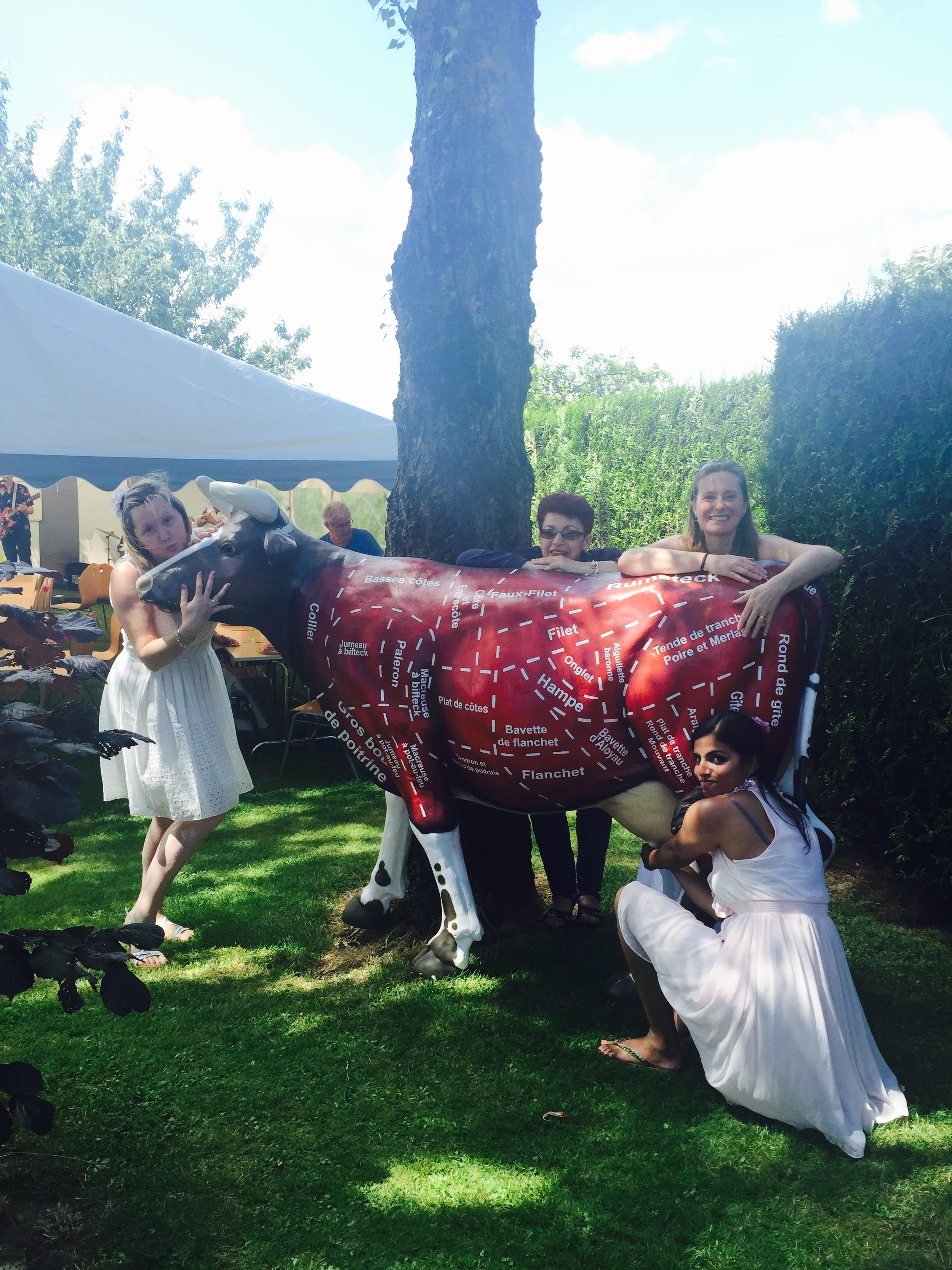 La vache de Boeuf L'Éclair
