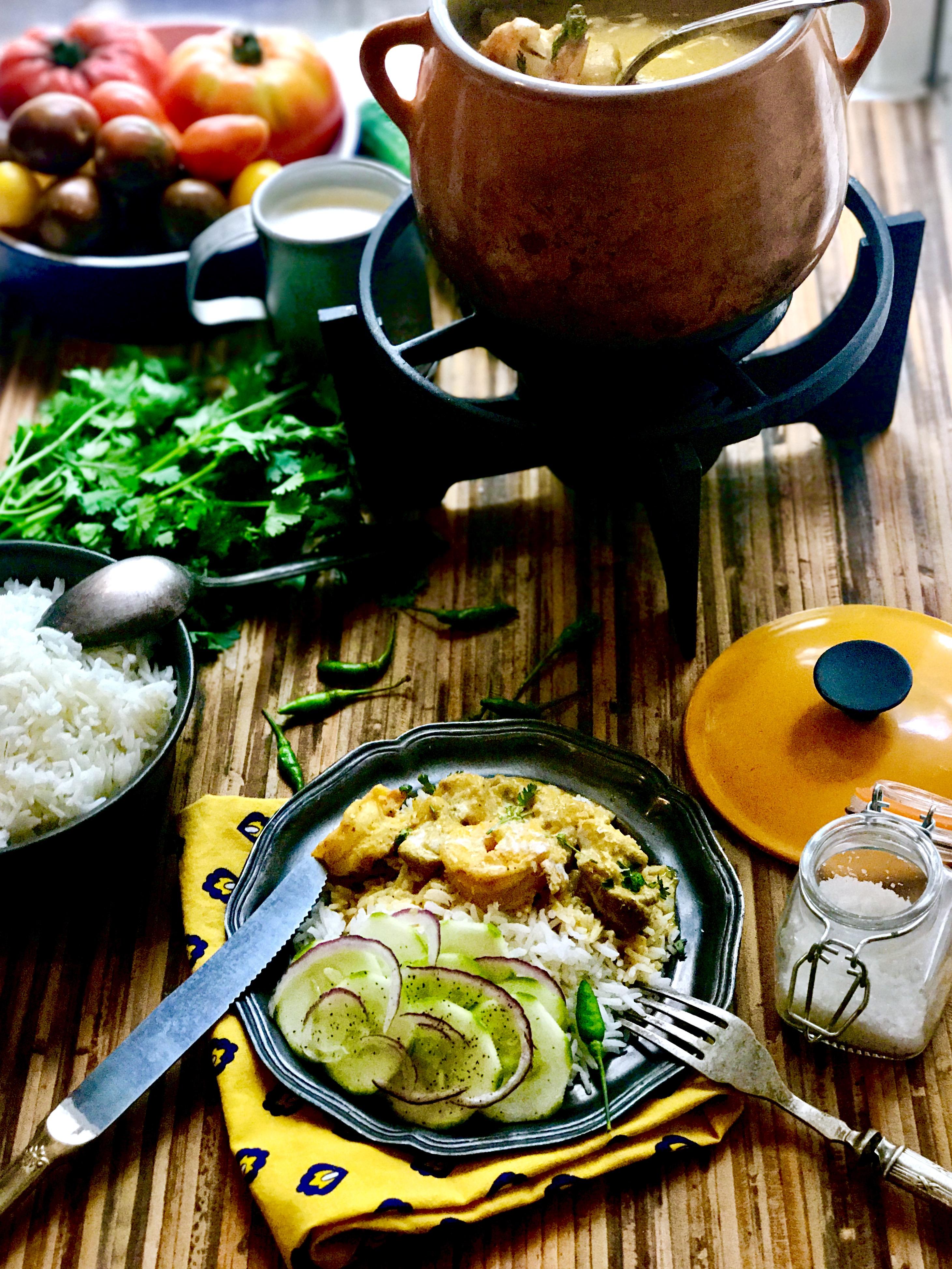 l'atelier de kristel - blogueuse cuisine mauricienne / de l'île
