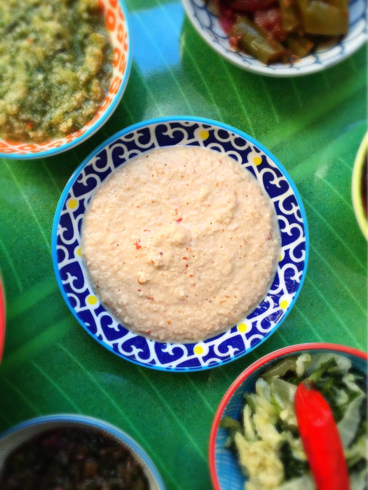 Satini pistache