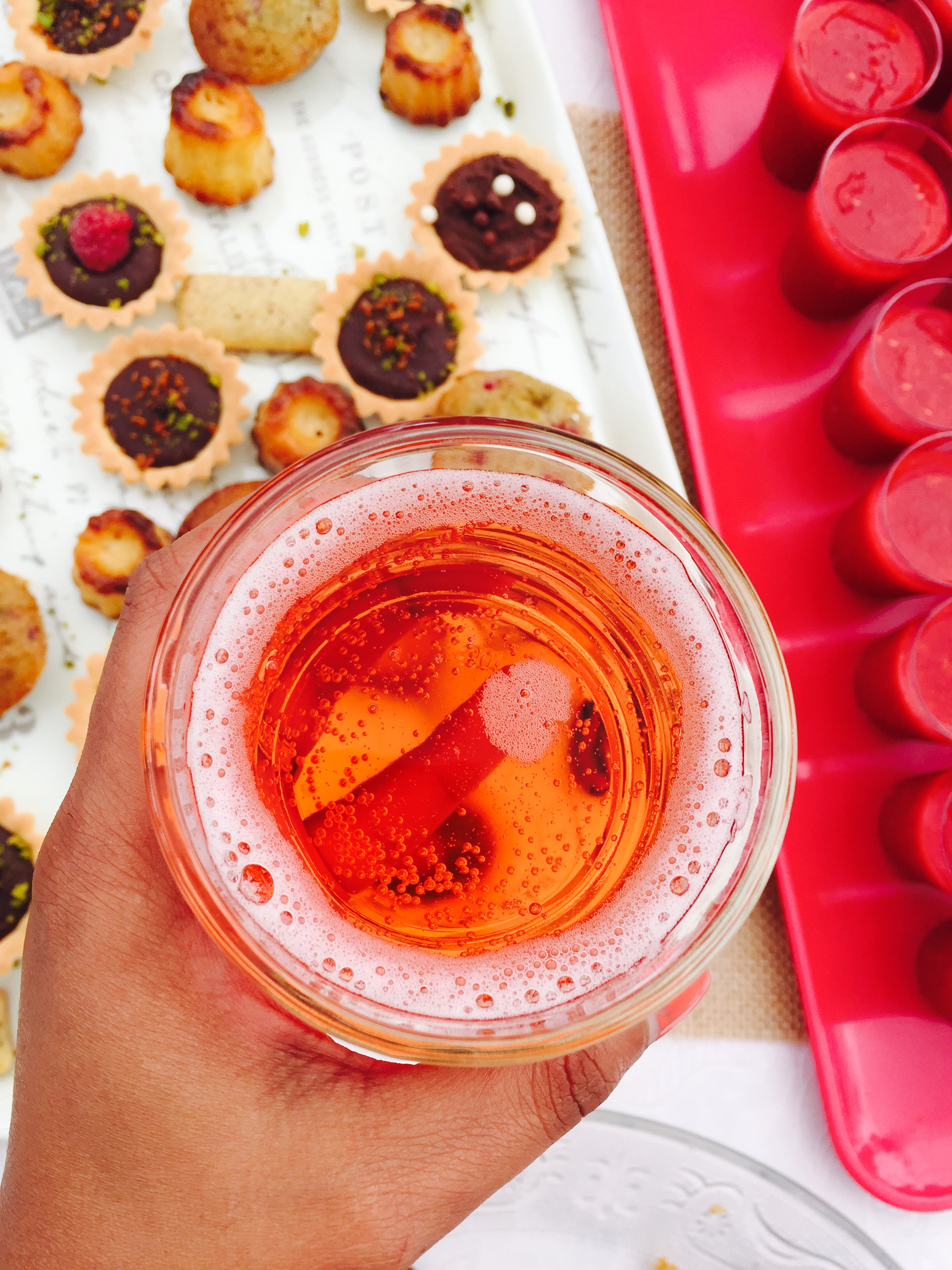Cidre rosé Sassy