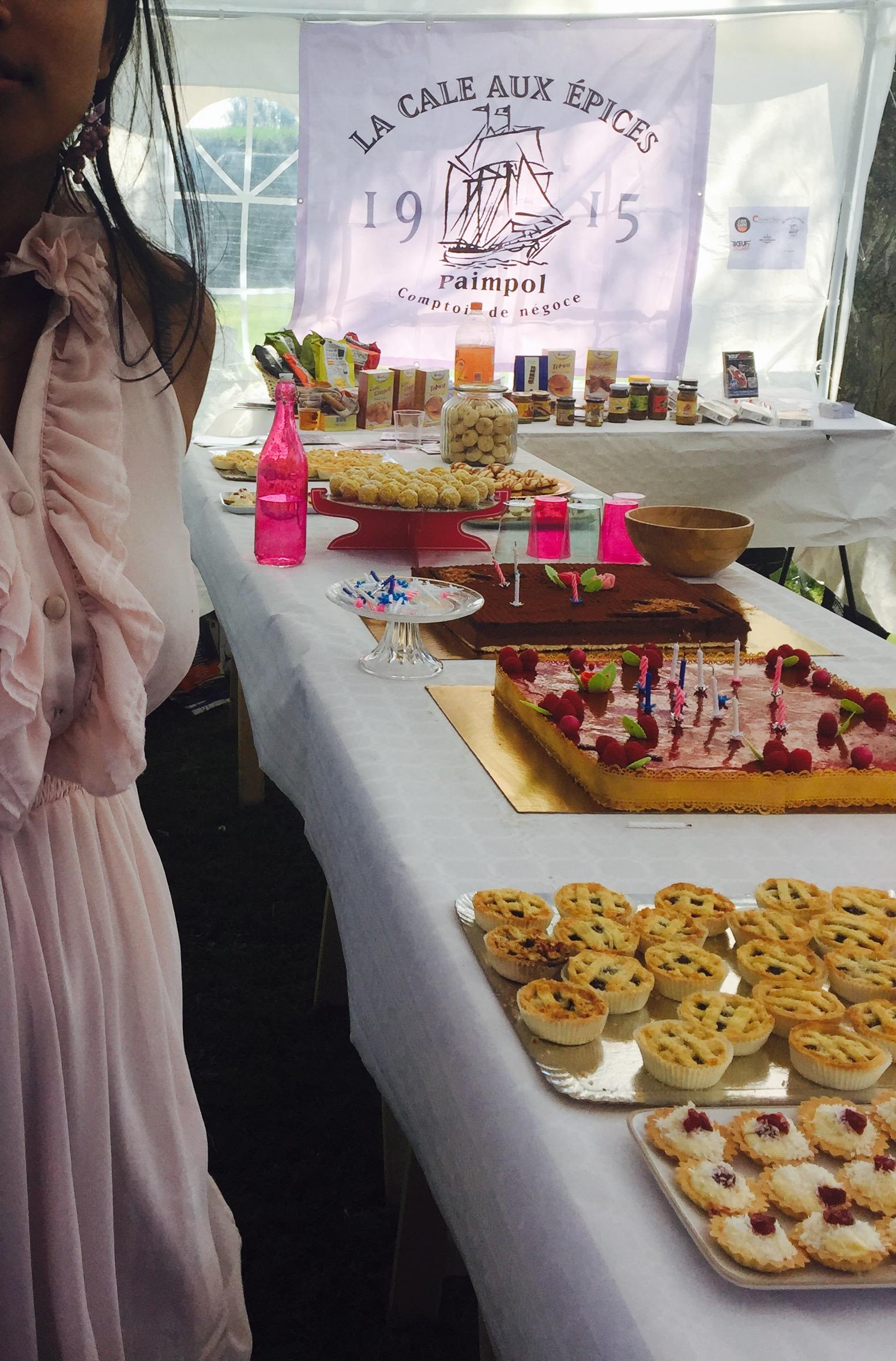Gâteaux mauriciens